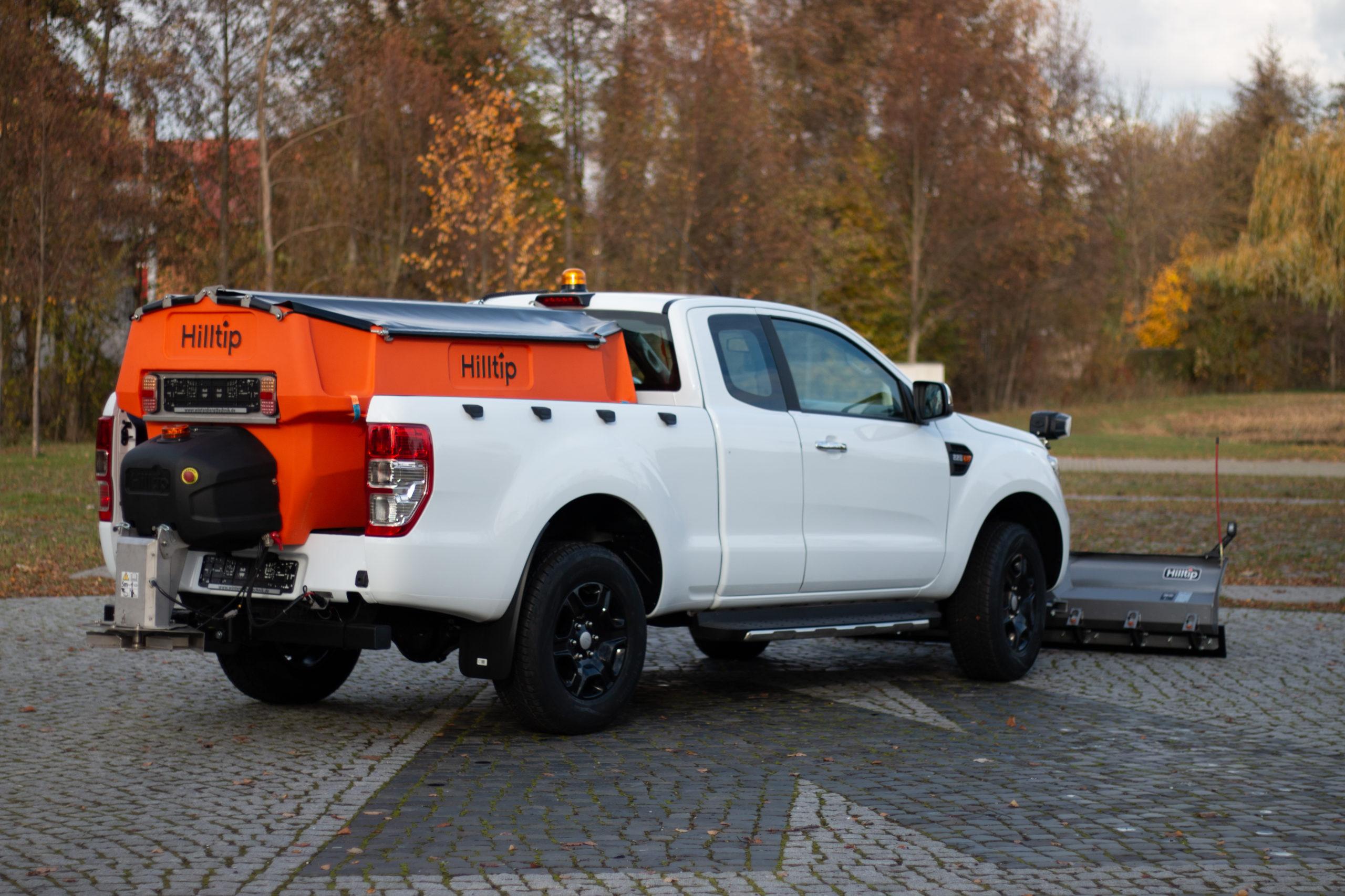 Winterdienstfahrzeuge kaufen Ford Ranger: Hersteller, Handel, Vertrieb, Lieferant - HWNtec Winterdienstfahrzeuge